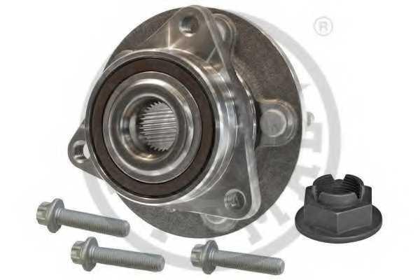 Комплект подшипника ступицы колеса OPTIMAL 201221 - изображение 2