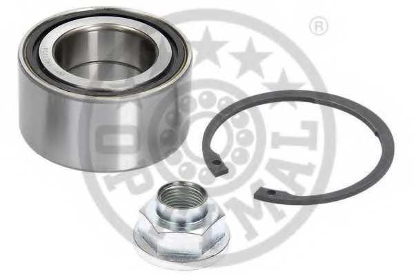 Комплект подшипника ступицы колеса OPTIMAL 201227 - изображение