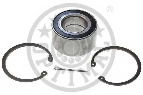 Комплект подшипника ступицы колеса OPTIMAL 201228 - изображение