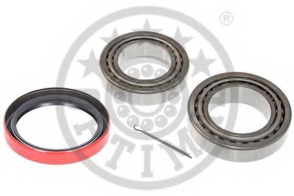 Комплект подшипника ступицы колеса OPTIMAL 201262 - изображение 1