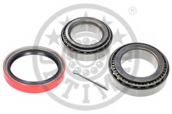 Комплект подшипника ступицы колеса OPTIMAL 201262 - изображение