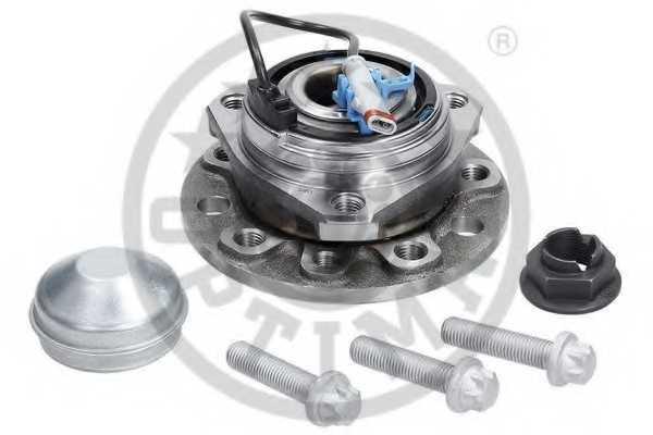Комплект подшипника ступицы колеса OPTIMAL 201623 - изображение