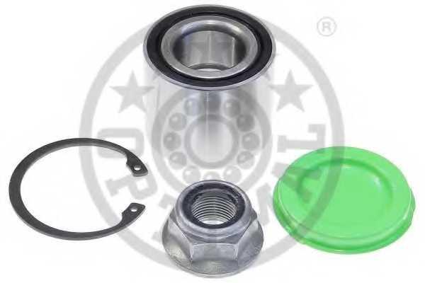 Комплект подшипника ступицы колеса OPTIMAL 202021 - изображение