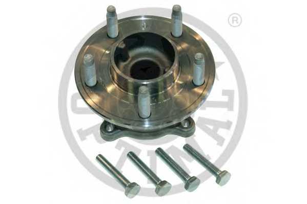 Комплект подшипника ступицы колеса OPTIMAL 202212 - изображение 1