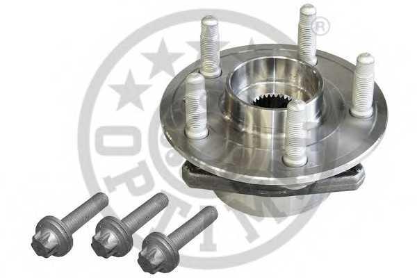 Комплект подшипника ступицы колеса OPTIMAL 202300 - изображение 1