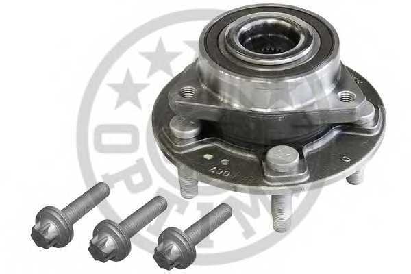 Комплект подшипника ступицы колеса OPTIMAL 202300 - изображение