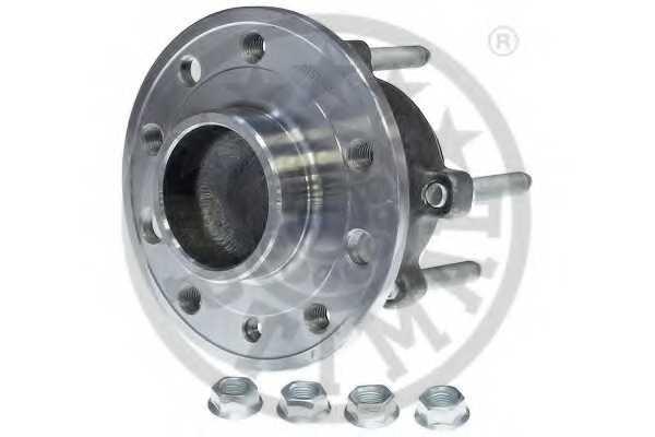 Комплект подшипника ступицы колеса OPTIMAL 202519 - изображение 1