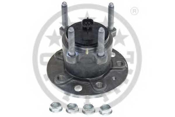 Комплект подшипника ступицы колеса OPTIMAL 202519 - изображение