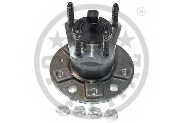 Комплект подшипника ступицы колеса OPTIMAL 202627 - изображение