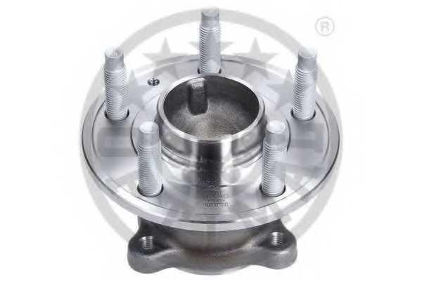 Комплект подшипника ступицы колеса OPTIMAL 202702 - изображение 1