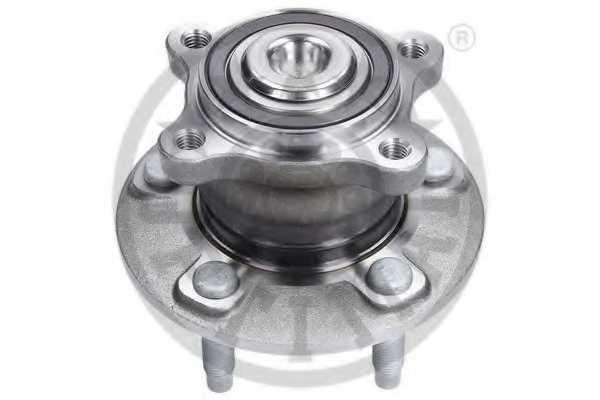 Комплект подшипника ступицы колеса OPTIMAL 202702 - изображение