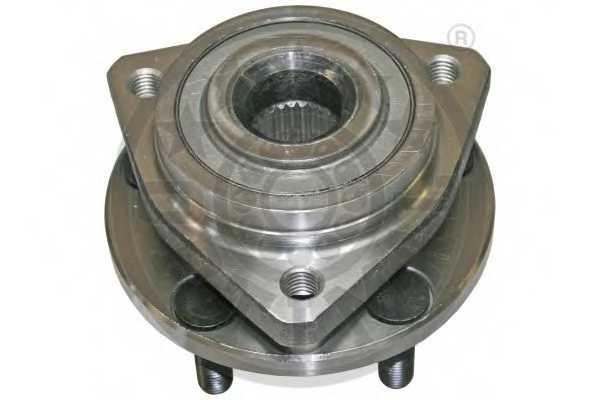 Комплект подшипника ступицы колеса OPTIMAL 250336 - изображение