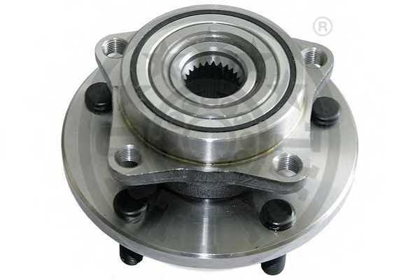 Комплект подшипника ступицы колеса OPTIMAL 251334 - изображение