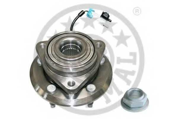 Комплект подшипника ступицы колеса OPTIMAL 251791 - изображение