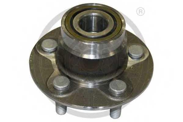 Комплект подшипника ступицы колеса OPTIMAL 252345 - изображение