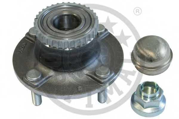 Комплект подшипника ступицы колеса OPTIMAL 252737 - изображение