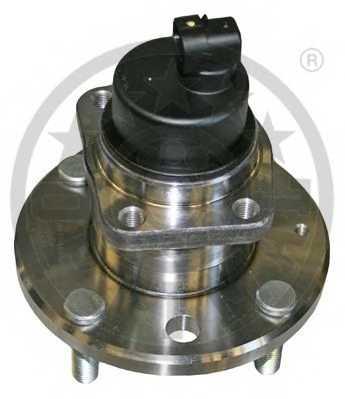 Комплект подшипника ступицы колеса OPTIMAL 252785 - изображение