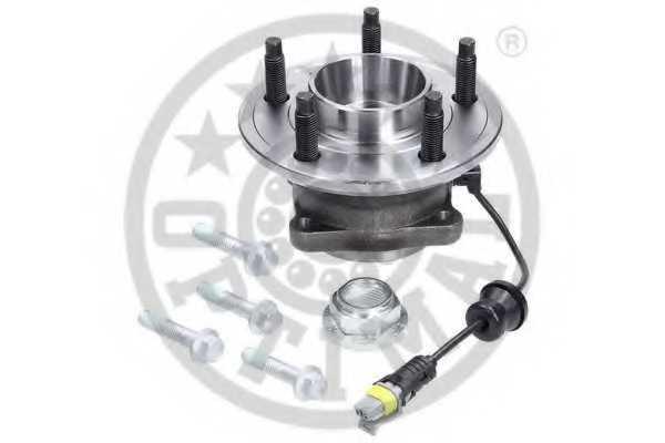 Комплект подшипника ступицы колеса OPTIMAL 252793 - изображение 1