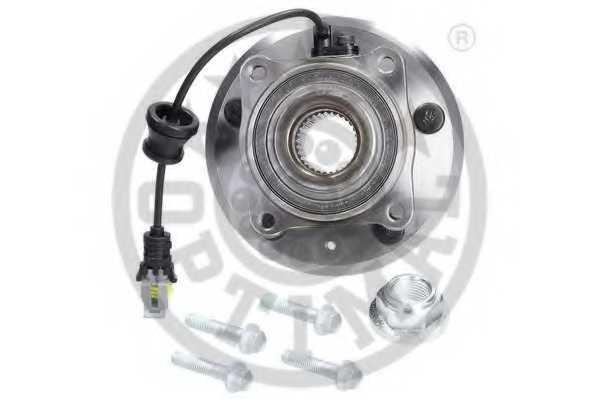 Комплект подшипника ступицы колеса OPTIMAL 252793 - изображение 2