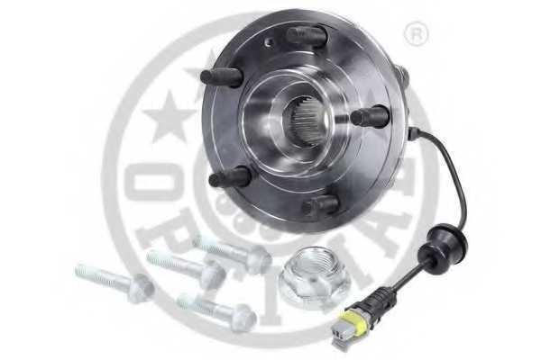 Комплект подшипника ступицы колеса OPTIMAL 252793 - изображение 3