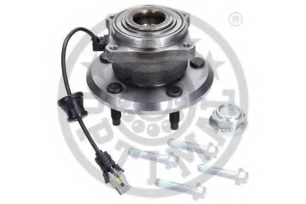 Комплект подшипника ступицы колеса OPTIMAL 252793 - изображение