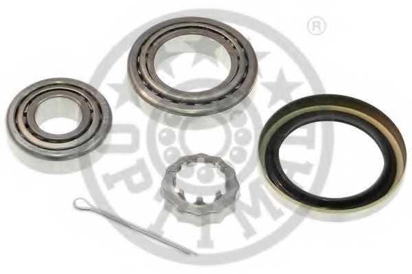 Комплект подшипника ступицы колеса OPTIMAL 300004 - изображение 1