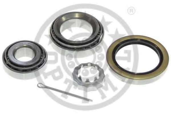 Комплект подшипника ступицы колеса OPTIMAL 300004 - изображение
