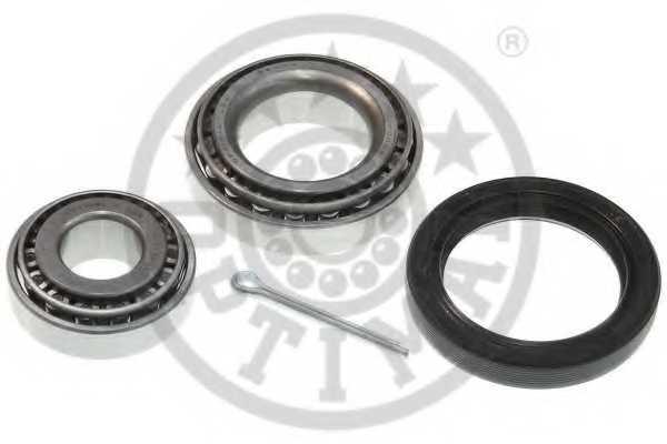 Комплект подшипника ступицы колеса OPTIMAL 300062 - изображение