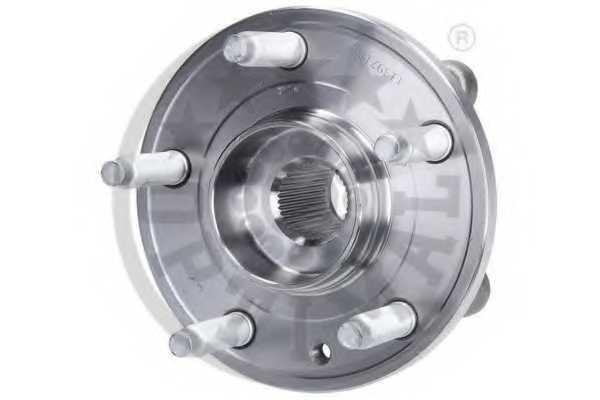 Комплект подшипника ступицы колеса OPTIMAL 300799 - изображение 2