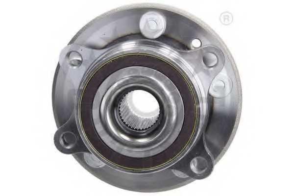 Комплект подшипника ступицы колеса OPTIMAL 300799 - изображение 3