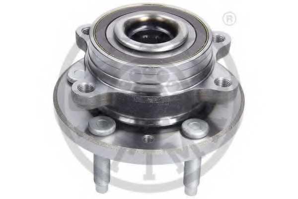 Комплект подшипника ступицы колеса OPTIMAL 300799 - изображение