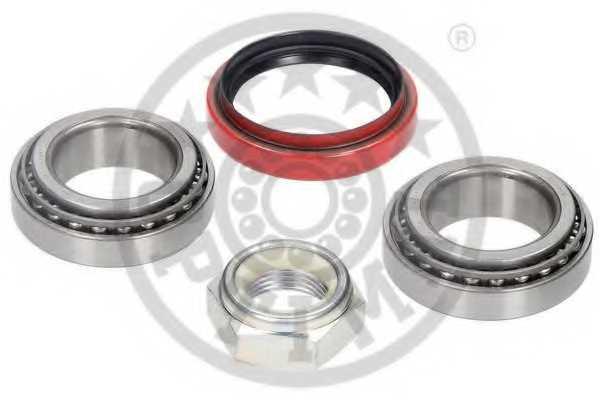 Комплект подшипника ступицы колеса OPTIMAL 301038 - изображение