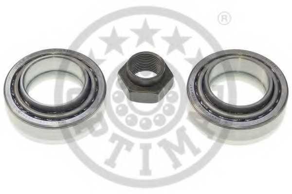 Комплект подшипника ступицы колеса OPTIMAL 301180 - изображение