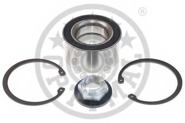 Комплект подшипника ступицы колеса OPTIMAL 301182 - изображение