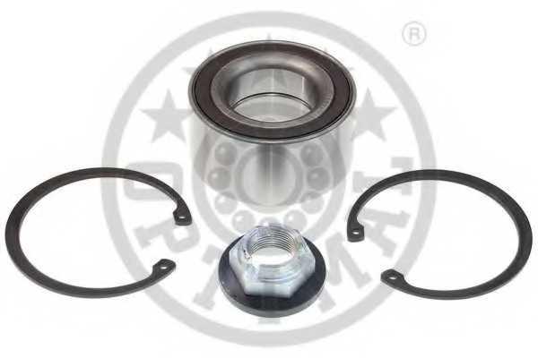 Комплект подшипника ступицы колеса OPTIMAL 301183 - изображение