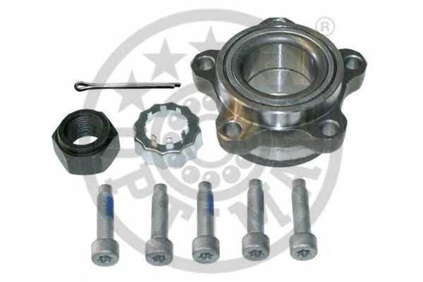 Комплект подшипника ступицы колеса OPTIMAL 301185 - изображение