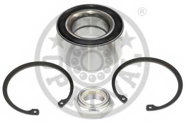 Комплект подшипника ступицы колеса OPTIMAL 301198 - изображение