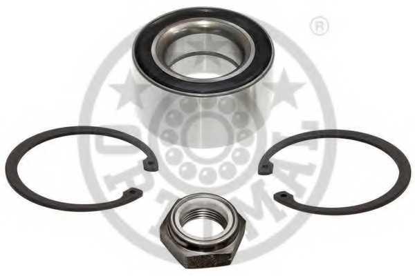 Комплект подшипника ступицы колеса OPTIMAL 301200 - изображение