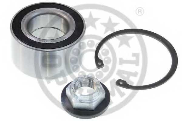 Комплект подшипника ступицы колеса OPTIMAL 301211 - изображение