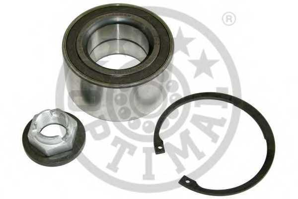 Комплект подшипника ступицы колеса OPTIMAL 301501 - изображение