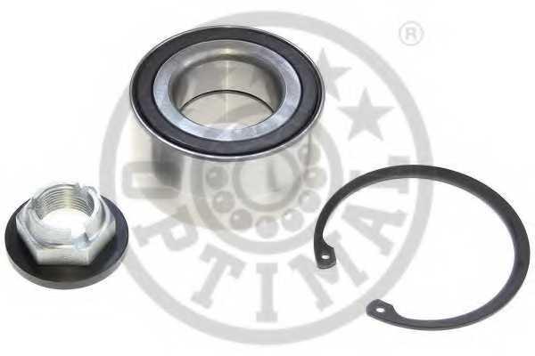 Комплект подшипника ступицы колеса OPTIMAL 301574 - изображение
