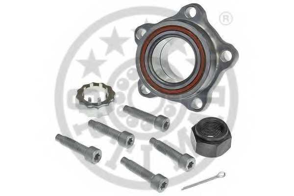 Комплект подшипника ступицы колеса OPTIMAL 301583 - изображение 1