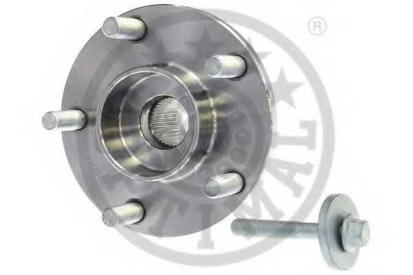 Комплект подшипника ступицы колеса OPTIMAL 301667 - изображение 1