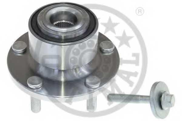 Комплект подшипника ступицы колеса OPTIMAL 301667 - изображение