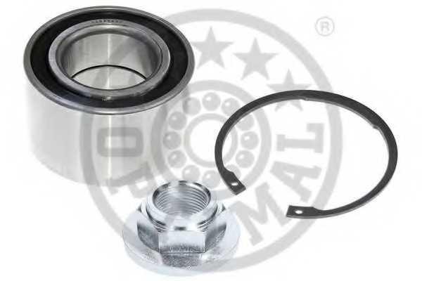 Комплект подшипника ступицы колеса OPTIMAL 301701 - изображение