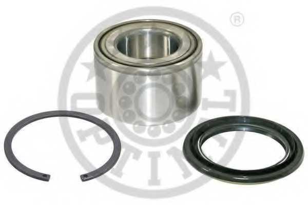 Комплект подшипника ступицы колеса OPTIMAL 301703 - изображение