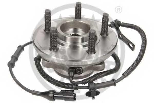 Комплект подшипника ступицы колеса OPTIMAL 301797 - изображение 1