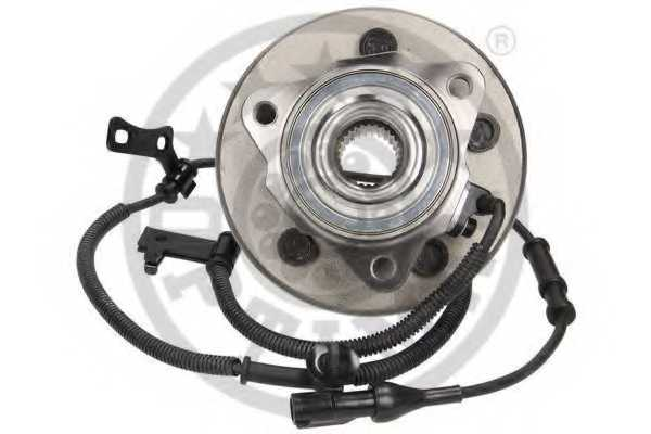 Комплект подшипника ступицы колеса OPTIMAL 301797 - изображение 2