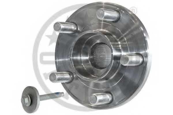 Комплект подшипника ступицы колеса OPTIMAL 301839 - изображение 1