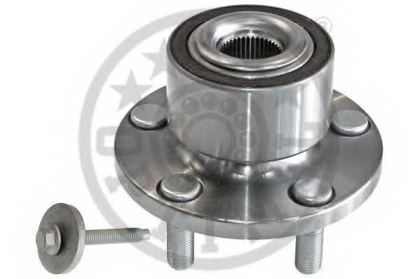 Комплект подшипника ступицы колеса OPTIMAL 301839 - изображение